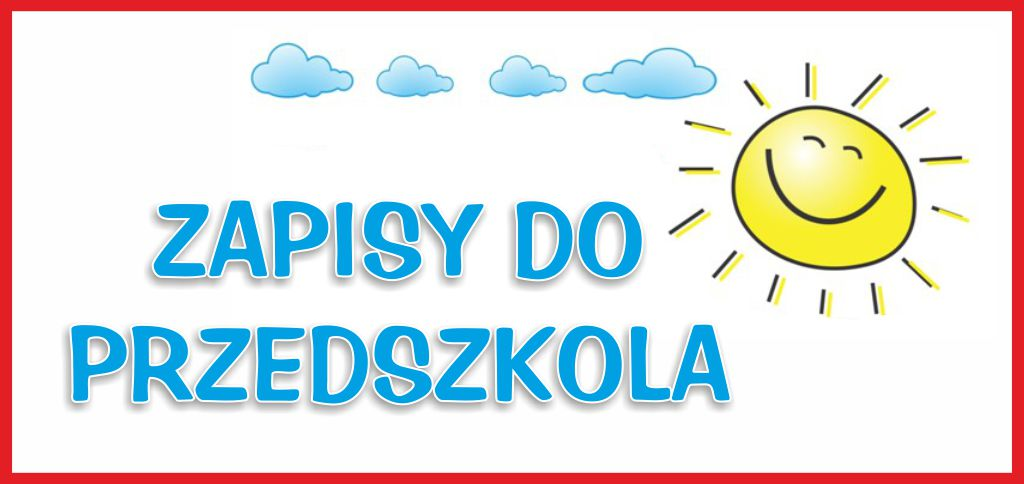 zapisy-do-przedszkola - Szkoła Podstawowa im. ks. Jana Reca w ...